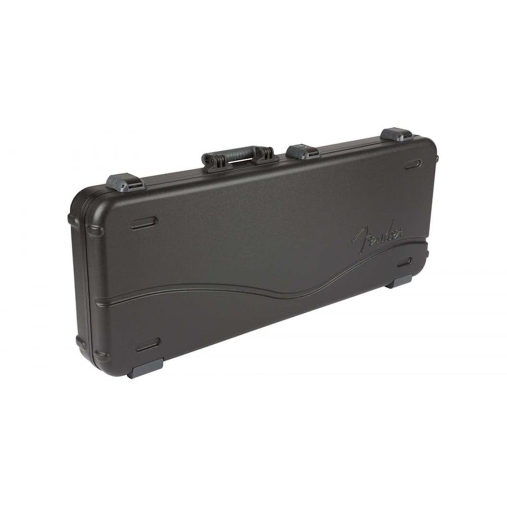 fender deluxe molded strat tele hard case. Black Bedroom Furniture Sets. Home Design Ideas