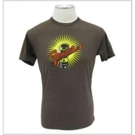 Fender Espresso Amplifier T-Shirt Small