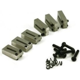 Fender American Series Stratocaster or Telecaster Bridge Sections 6 099-0840-000