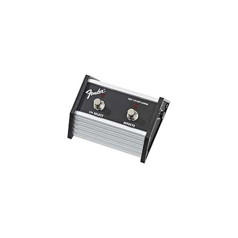 fender fm65dsp and super champ xd guitar amplifier footswitch with cable ebay. Black Bedroom Furniture Sets. Home Design Ideas