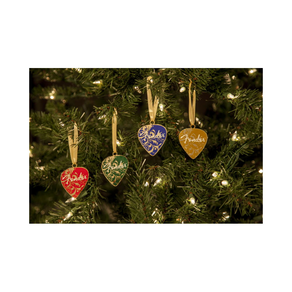 Guitar Christmas Decorations  Decoration Image Idea