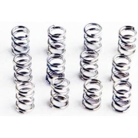 Fender Replacement Chrome Intonation Springs 1933 12-Pack for Post '08 American Series