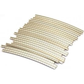 """Fender Standard Fret Wire 24 Pre-Cut Pieces - Radiused at 9.5"""" 099-1998-000"""