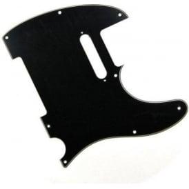 Fender Standard Tele Pickguard, 8-Hole, 3-Ply Black/White/Black 099-1356-000