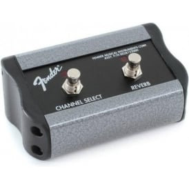 Fender Footswitch 2 Button Amp Footswitch Channel/Reverb 099-4056-000