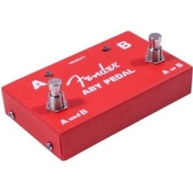 Fender Genuine 2 Channel ABY Footswitch Pedal 023-4506-000
