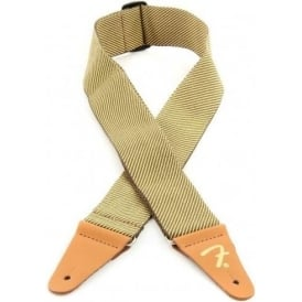 "Fender Genuine 2"" Wide Vintage Tweed Guitar Strap 099-0687-000"