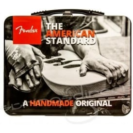 Fender Genuine American Standard Guitar Lunchbox 910-0293-306