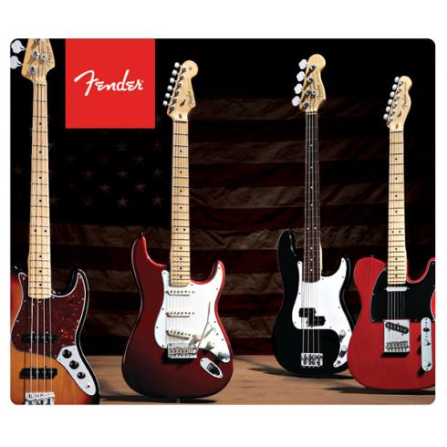 Fender Genuine American Standard Guitar Mouse Mat 910-0331-806