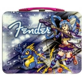 Fender Genuine Animated Rock Guitar Lunchbox 910-0293-406