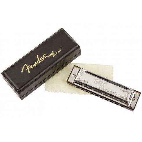 Fender Genuine Blues Deluxe Harmonica - Key of G #099-0701-002