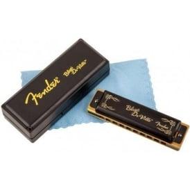 Fender Genuine Blues Deville Harmonica - Key of A Includes Case