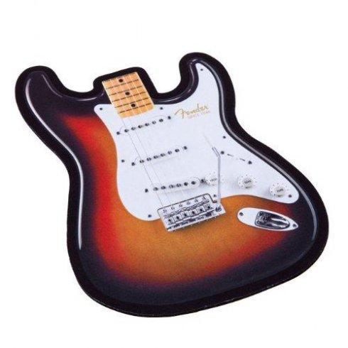 Fender Genuine Stratocaster Guitar Body Mouse Mat 919-0560-116