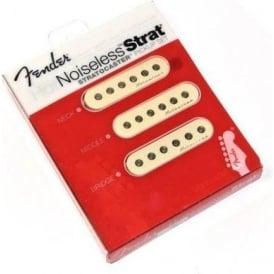 Fender Hot Noiseless Strat Pickups Set