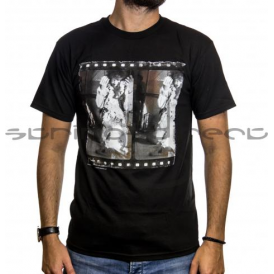 Fender Jimi Hendrix Monterey T-shirt - Black Size: Extra Large