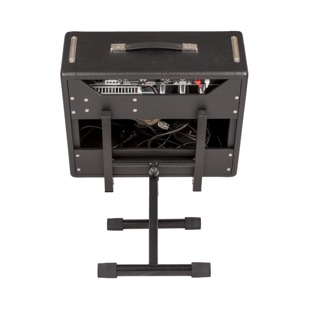 fender large guitar amplifier stand fas70bk 099 1832 003. Black Bedroom Furniture Sets. Home Design Ideas