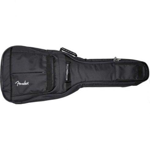Fender Metro Series Semi-Hollow Bass Guitar Gig Bag, Black