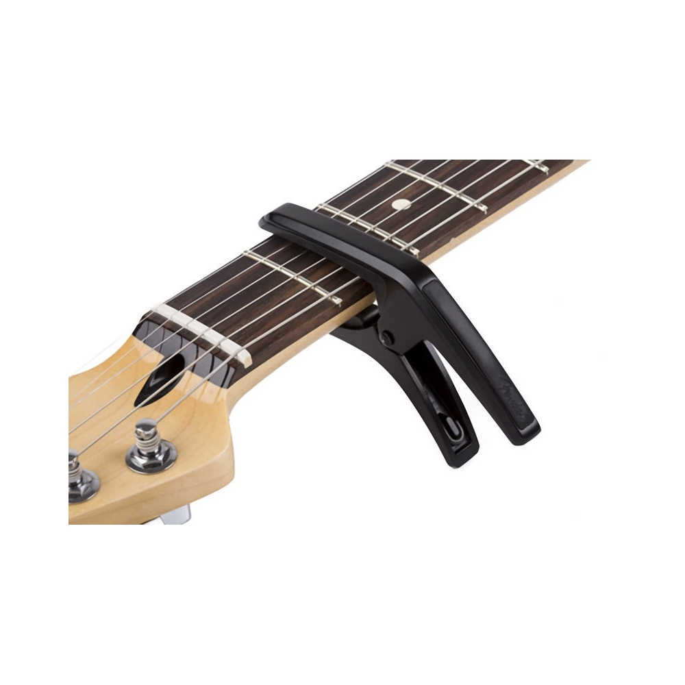 fender phoenix guitar black capo 099 0413 000. Black Bedroom Furniture Sets. Home Design Ideas