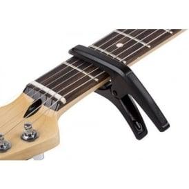 Fender Phoenix Guitar Black Capo for Electric & Acoustic Guitars 099-0413-000