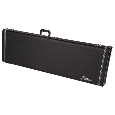 Fender Pro Series Precision Bass/Jazz Bass Hard Case, Black