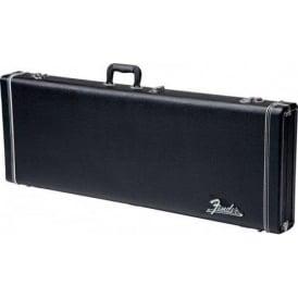 Fender Pro Series Stratocaster/Telecaster Electric Guitar Case, Black