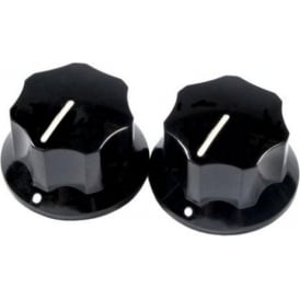 Fender Pure Vintage 1965 Jaguar Skirted Knobs (2-Pack)