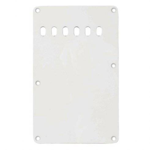 Pure Vintage Stratocaster Eggshell Backplate 009-4248-049