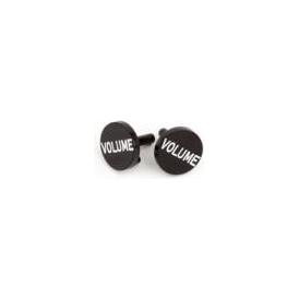 Fender S1 Switch Volume Cap in Black