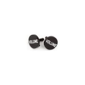 Fender S1 Switch Volume Cap in Black