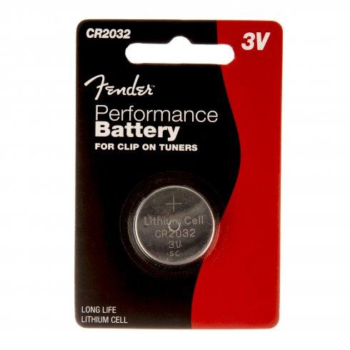 Fender Single CR2032 Battery