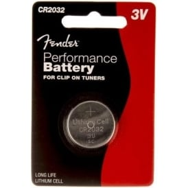 Fender Single CR2032 Battery