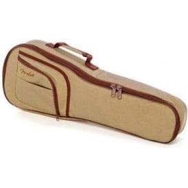 Fender Urban Series Soprano Ukulele Gig Bag, Tweed
