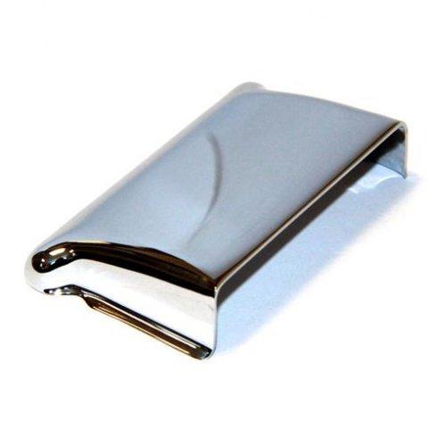 fender vintage ashtray bridge chrome cover for strat. Black Bedroom Furniture Sets. Home Design Ideas