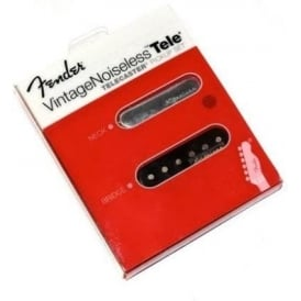 Fender Vintage Noiseless Tele Pickups Set