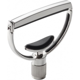 G7th Heritage 2 Stainless Steel Capo, Wide