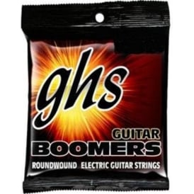 GHS Boomers GB-LOW Nickel Plated Steel Electric Guitar Strings 11-53 Low Tune