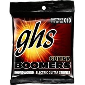 GHS Boomers GB-12L Nickel Plated Electric Guitar Strings 10-46 12-String Light