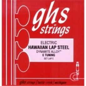 GHS Hawaiian Lap Steel E-Tuning 13-56 Alloy Guitar Strings