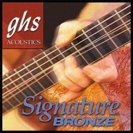 GHS Laurence Juber Signature Acoustic Strings 12-54 LJ30L