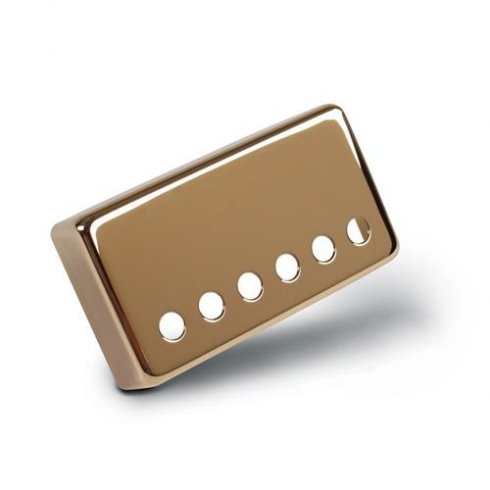 Gold Humbucker Pickup Cover - Bridge Position