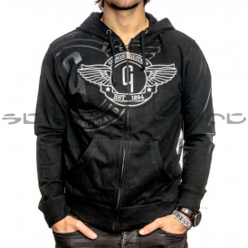 Gibson Mens Hoodie Extra Large