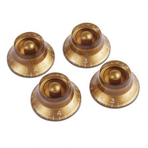 Gibson Top Hat Knobs : gibson top hat knobs 4 pack gold gibson from strings direct uk ~ Hamham.info Haus und Dekorationen