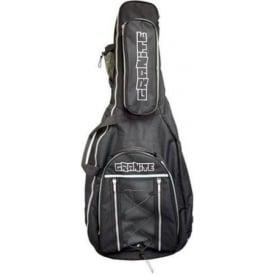 Granite Padded Acoustic Bass Guitar Gig Bag