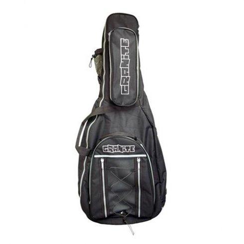 Granite Gig Bags Granite Padded Acoustic Bass Guitar Gig Bag