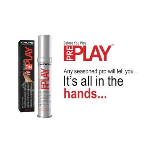 Graph Tech Chops Pre-Play Hand Care from Graphtech 30ML Bottle PH-0001-00