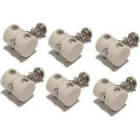 GraphTech Tusq 6pc Barrel Style Adjustable for a Jazzmaster