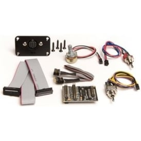 Graph Tech PK-0440-00 Ghost Hexpander MIDI Preamp Kit, Advanced