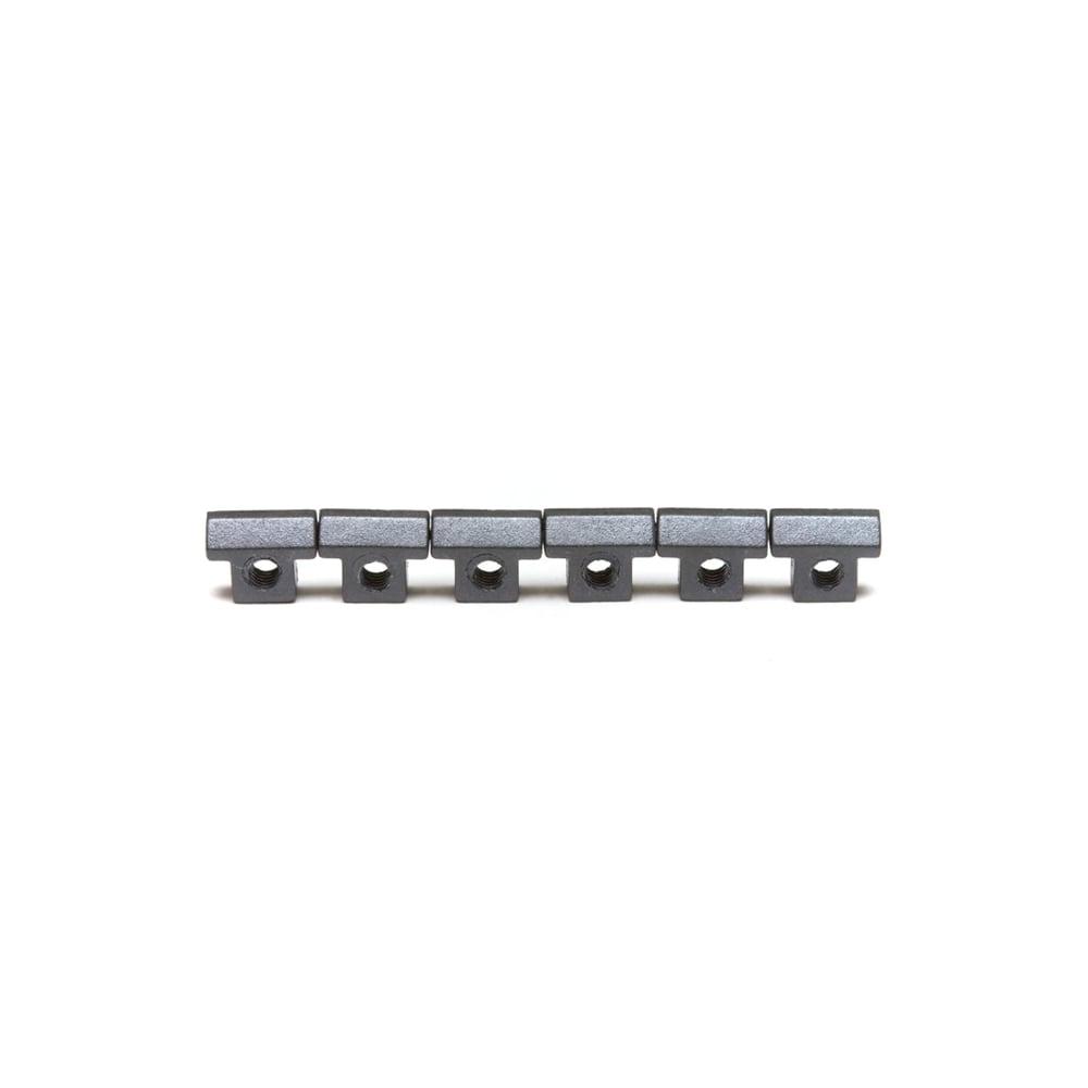 Graphtech SS Saddle Tune-O-Matic Schaller PS-8700-00