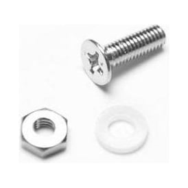 Gretsch Chrome Pickup Mounting Bolt/Screw