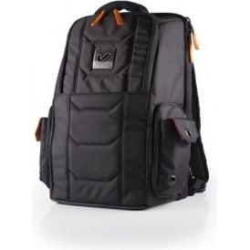 Gruv Gear Club Bag, Flight-Smart Tech Backpack, Black